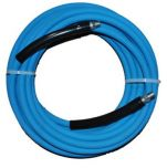 25 Foot Non Marking Steam Hose